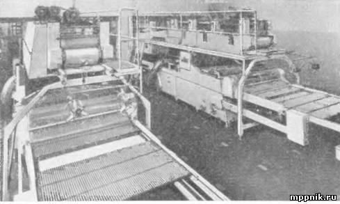 Линии для производства хлебных