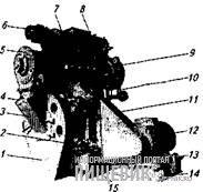 Пресс-гранулятор Е8-ДГН/1 установки Е8-ДГН