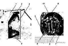 Узлы прессов-грануляторов типа «Компакт»: