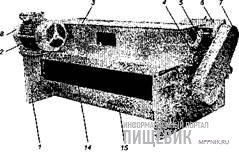 Измельчитель гранул КР 16.2