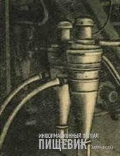 Однотрубная мельничная пневмоустановка