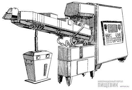 бщий вид современного маслоизготовителя Контимаб—Интеграл производительностью свыше 2 т масла в час