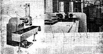 Автоматы модели ДК/К фирмы «Биндлер» (Германия) для производства шоколадных полуфабрикатов в блоках
