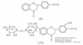 гесперидин (гесперитинрамноглюкозид)