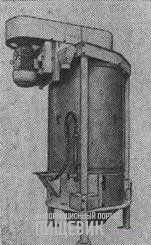 Машина для мокрого шелушения MHXN фирмы «Бюлер»