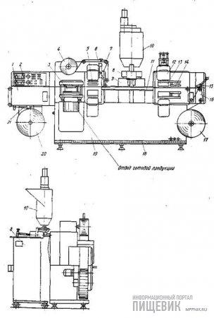 Автомат М6-ОР