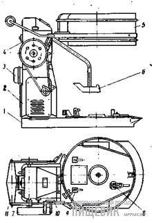 Тестомесильная машина T-1-XTA-330