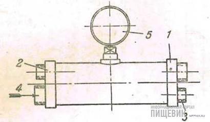 Камера для измерительных приборов