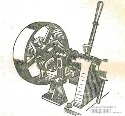 Механизм включения экстрактора
