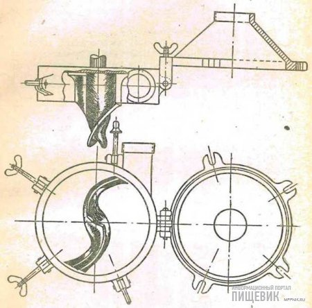 Пропеллерный насос