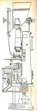 Автоматическая укупорочная машина КАУК-1
